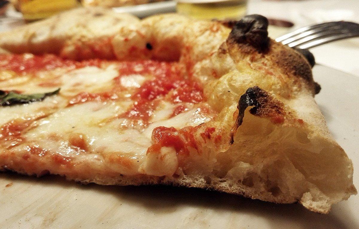 La Pizza di Gennaro Esposito alla Divina Commedia