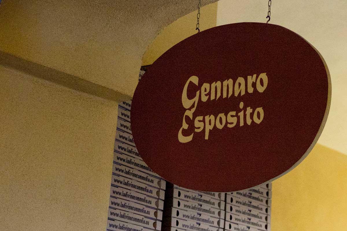 Pizzeria Gennaro Esposito Torino