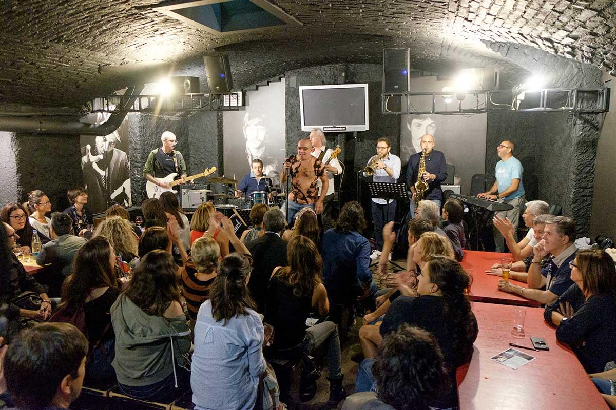 Live Music Torino Divina Commedia