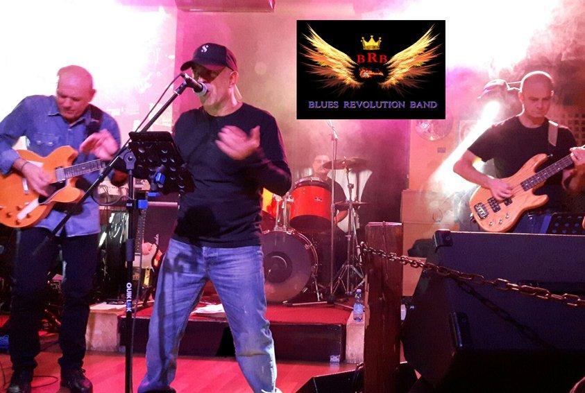 14_12 Blues Revolution Band